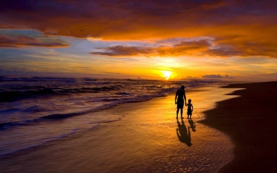 father-son-sunset-1